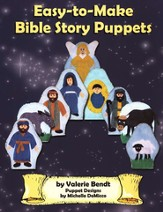 Easy-to-Make Bible Story Puppets