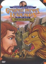 Daniel and the Lions' Den,  Greatest Heroes and Legends of the Bible DVD