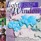 Light the Window CD ROM: Praying Through the Window IV  Includes the Mission Resource Tool Kit, Adoption