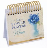 365 Power Prayers for Women, perpetual calendar