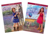 Saige, American Girl Series, Volumes 1 & 2
