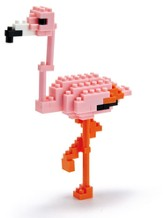 Nanoblock Mini Flamingo