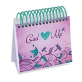 God Hearts Me Perpetual Calendar: 365 Refreshing Reminders of God's Love