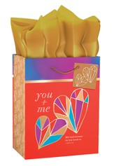 You + Me Gift Bag, Medium