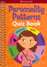 Personality Patterns Quiz Book