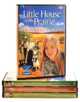 Little House on the Prairie--4-DVD Set