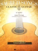 Sacred Songs for Classical Guitar (Solo Guitar)