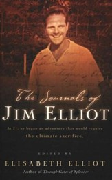 The Journals of Jim Elliot (slightly imperfect)
