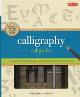Calligraphy: A Complete Kit for Beginners