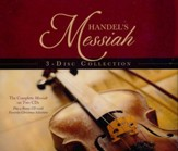Handel's Messiah 3-Disc Collection: The Complete Messiah on Two CDs Plus a Bonus CD with Favorite Selections