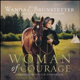 Woman of Courage Audio - unabridged audiobook on MP3