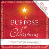 The Purpose of Christmas CD/DVD