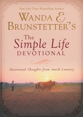 Wanda E. Brunstetter's The Simple Life Devotional