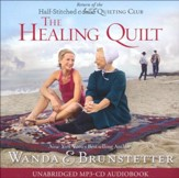 Healing Quilt Audio - unabridged audiobook on MP3