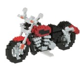 Nanoblock Advanced Hobby, Motorcycle