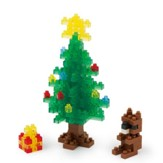 Nanoblock Mini, Christmas Tree