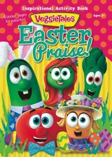 VeggieTales, Easter Praise Activity Book