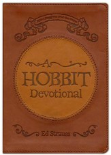 A Hobbit Devotional: Bilbo Baggins and the Bible, Imitation   Leather
