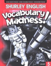 Shurley English Vocabulary Madness! Level 5