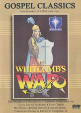 Whitcomb's War, DVD
