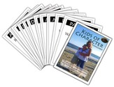 Kids of Character Bible Study Flashcards