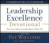 Leadership Excellence Devotional - unabridged audiobook on MP3-CD