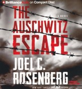 The Auschwitz Escape - abridged audiobook on CD