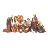 Traditional Nativity Set 11 Pieces