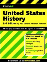CliffsAP United States History Preparation Guide, 3rd Edition