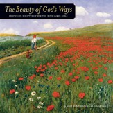 2017 The Beauty Of God's Ways Wall Calendar