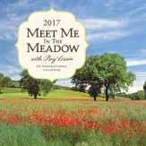 2017 Meet Me In the Meadow Wall Calendar