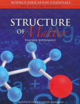 Structure of Matter, softcover
