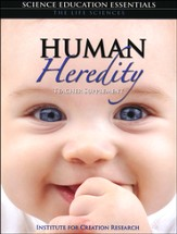 Human Heredity, softcover