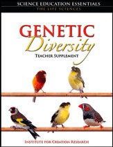 Genetic Diversity, softcover