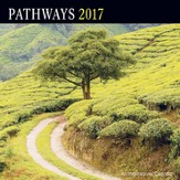 2017 Pathways Wall Calendar