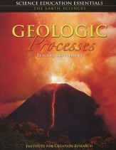 Geologic Processes, softcover