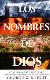 Los Nombres de Dios: Completamente Ilustrado  (The Names of God: Fully Illustrated)