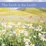 2017 The Earth Is the Lord's Wall Calendar