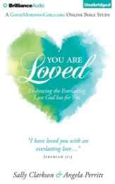 You Are Loved - unabridged audiobook on CD