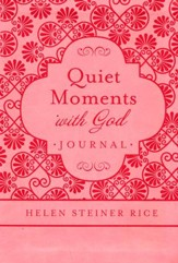 Quiet Moments with God Journal