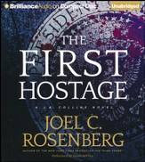 The First Hostage - unabridged audio book on CD