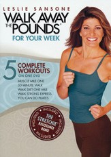 Walk Away the Pounds for Your Week