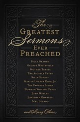 The Greatest Sermons Ever Preached - eBook