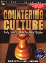 Countering Culture: Arming Yourself to Confront Non-Biblical Worldviews Textbook with Leader's Guide on CD