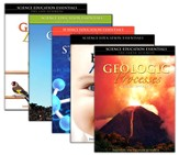 Science Education Essentials, volumes 1-5