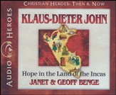 Klaus-Dieter John Audiobook on CD
