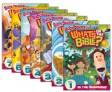 What's in the Bible? 1-7, DVD Set