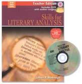Skills for Literary Analysis, Teacher's Edition with DVD - Slightly Imperfect
