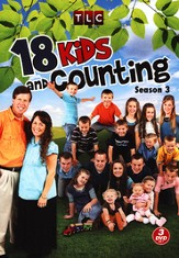 18 Kids and Counting: Season 3, DVD