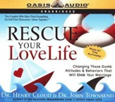 Rescue Your Love Life - unabridged audiobook on CD